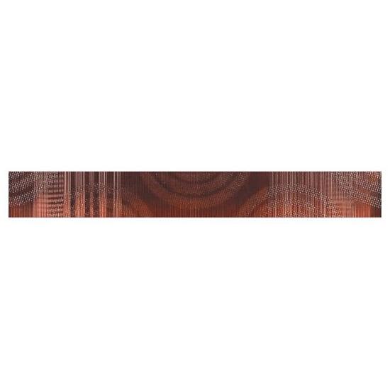 Płytka ścienna Jazz czerwień 59,3x7,5