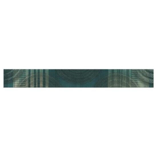 Płytka ścienna Jazz turkus 59,3x7,5