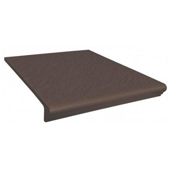 Klinkier Simple brown kapinos prosty strukturalny 3-d 30x33