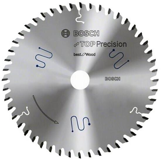 Piła tarczowa Top Precision Best for Wood 165x20x20T 2608642385 Bosch