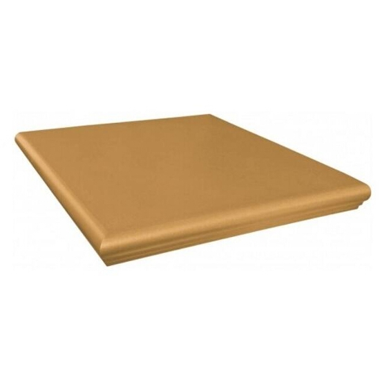 Klinkier Simple sand kapinos narożny 33x33