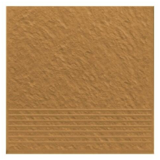 Klinkier Simple sand stopień strukturalny 3-d 30x30
