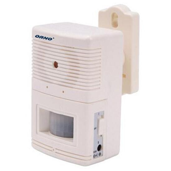 Czujnik ruchu z sygnalizacją i z alarmem OR-MA-701 Orno