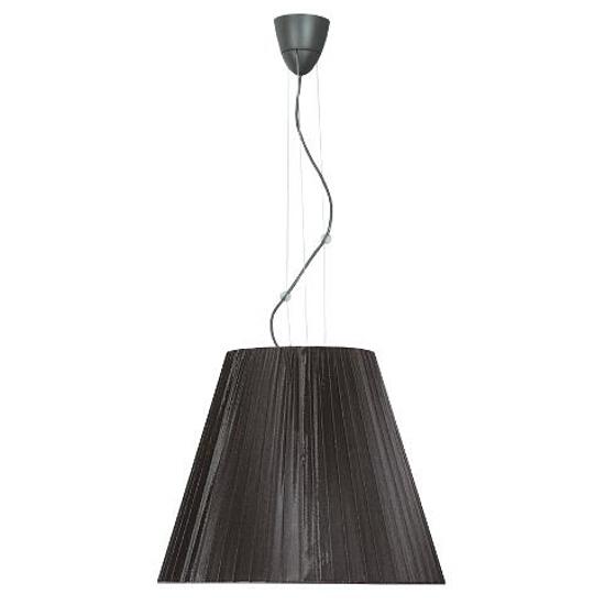 Lampa wisząca GHOST czarna I maxi 2442 Nowodvorski