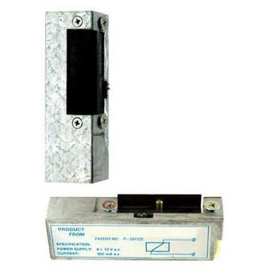"""Elektrozaczep z pamięcią i wyłącznikiem """"Biratronik"""" WZ-400 Eura-Tech"""