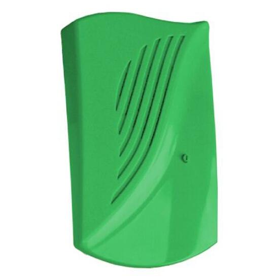Dzwonek przewodowy TONUS DING DONG 015 regulacja głośności, zielony Videotronic