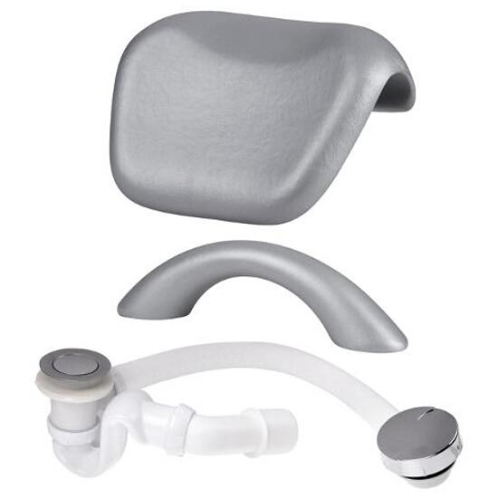 Zagłówek Comfort typ 4 zagłówek+syfon+uchwyt S908-004