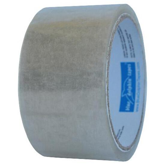 Taśma pakowa 48mmx40y bezbarwna Blue Dolphin Tapes