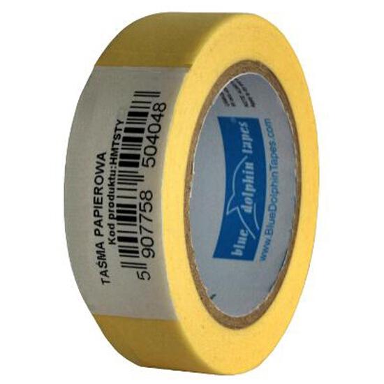 Taśma maskująca 19mmx25y Blue Dolphin Tapes