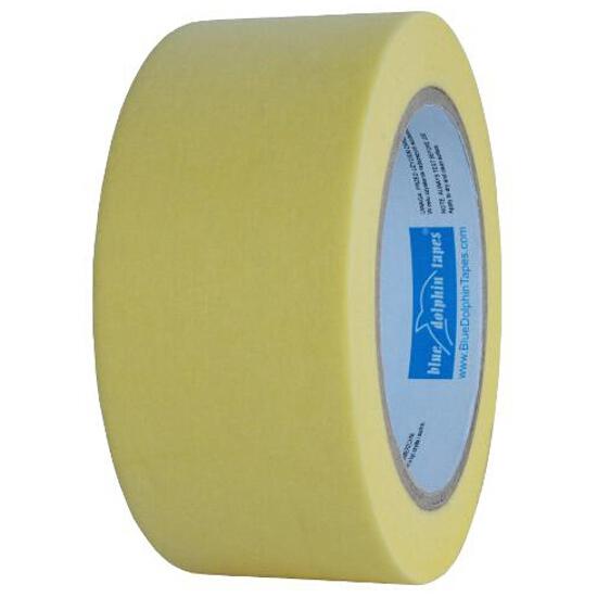 Taśma maskująca standard 25mmx25m Blue Dolphin Tapes