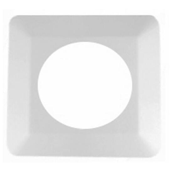 Ramka ścienna pojedyncza OSX-910 srebrna Zamel