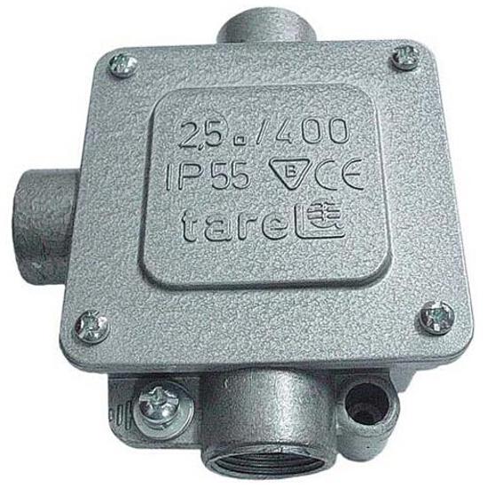 Puszka instalacyjna 5t 2,5mm2 3xP11 Tarel