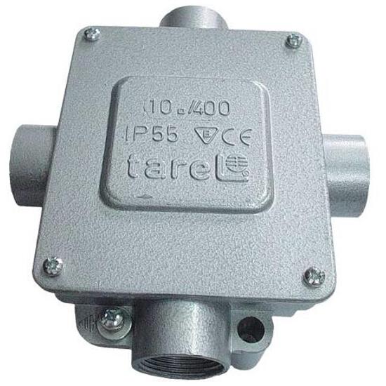 Puszka instalacyjna 5t 10mm2 4xP21 Tarel