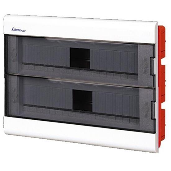 Rozdzielnia podtynkowa SRp-2x18 (36) Elektro-Plast
