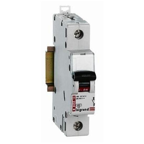 Wyłącznik nadprądowy C 6A S301 605606 Legrand