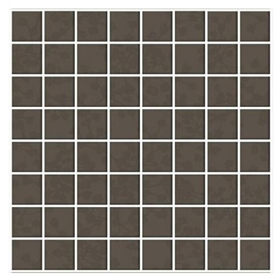 Mozaika Liryka brown 25x25 Cersanit