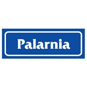 """Znak informacyjny """"Palarnia"""" Z-R48-F rozm. 90x240 ANRO"""