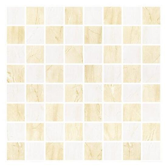 Mozaika Madea beige/brown 25x25