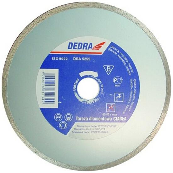 Diamentowa tarcza tnąca 300mm/25,4 H1137 Dedra