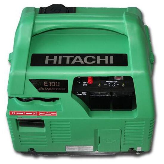 Agregat prądotwórczy 1,05KW E10U Hitachi