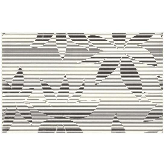Płytka ścienna Amaltea Silver inserto 25x40 Paradyż
