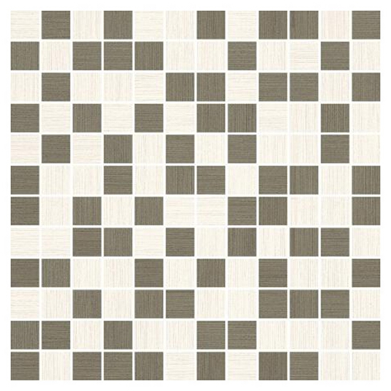 Mozaika Sottile Bianco/Verde Mix 29,8x29,8 Paradyż