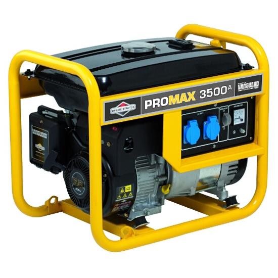 Agregat prądotwórczy Promax 3500A Briggs&Stratton