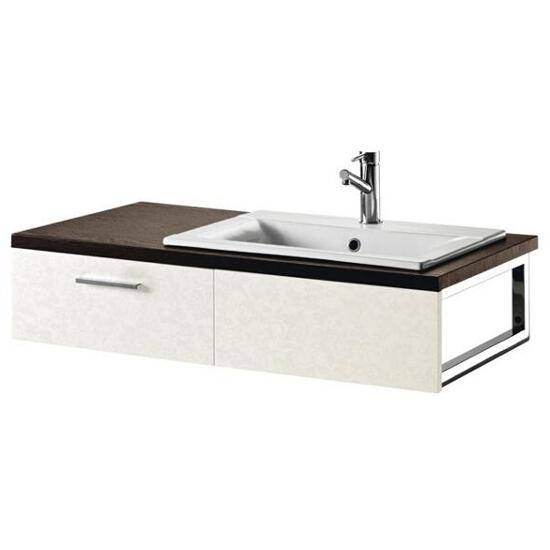 Szafka podumywalkowa FLAWIA pod umywalkę meblową ONTARIO 60 S527-001