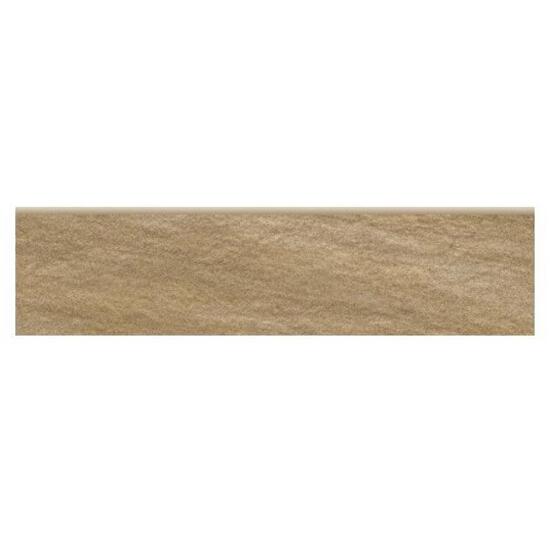 Cokół gresowy Sfinks brown 8x32,6