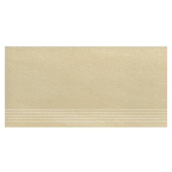 Gres Kando beige stopnica 29,55x59,4