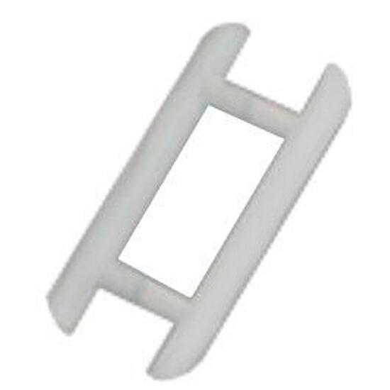 Uchwyt TEC do kabiny prysznicowej ELEGANCE biały 2szt B050000001 Ravak