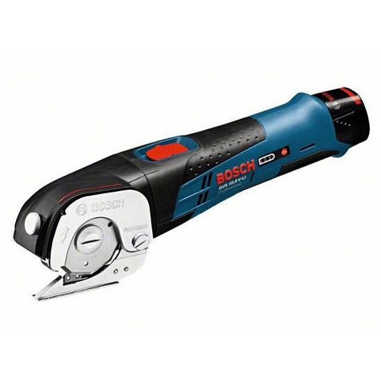 Nożyce rotacyjne GUS 10,8-LI 2x2Ah Li-Ion 10,8V 6019B2904 Bosch