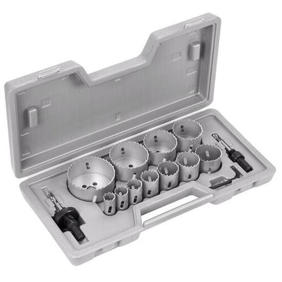 Zestaw pił otwornic HSS-Bimetall 11+3szt 2607018390 Bosch
