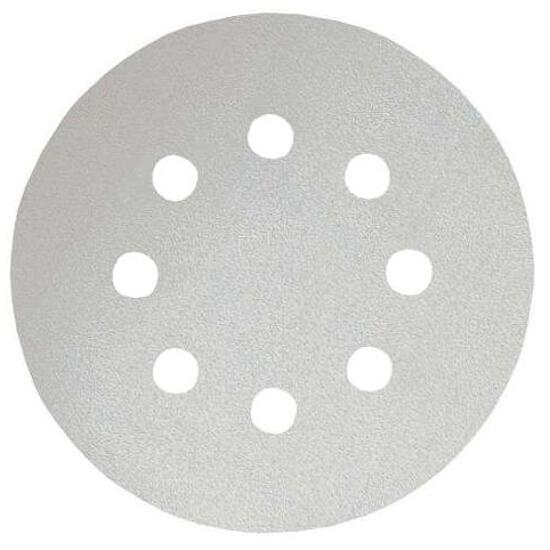 5-częściowy zestaw papierów ściernych Wp D125mm G80, 2608605002 Bosch