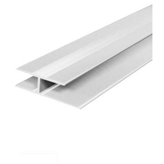 Listwa dylatacyjna 29x8 ALU srebro 01 dł. 0,9m E-E1200-01-090 Borck