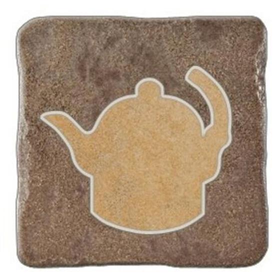 Gres centro Real Stone brąz tea 5 10,9x10,9