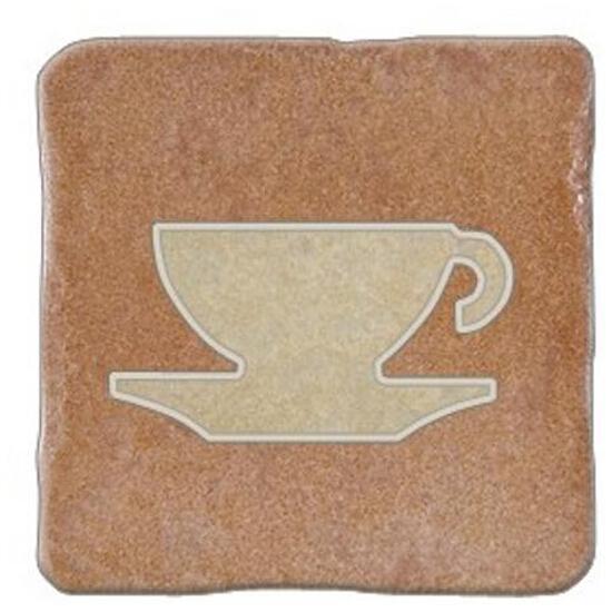 Gres centro Real Stone karmin tea 3 10,9x10,9