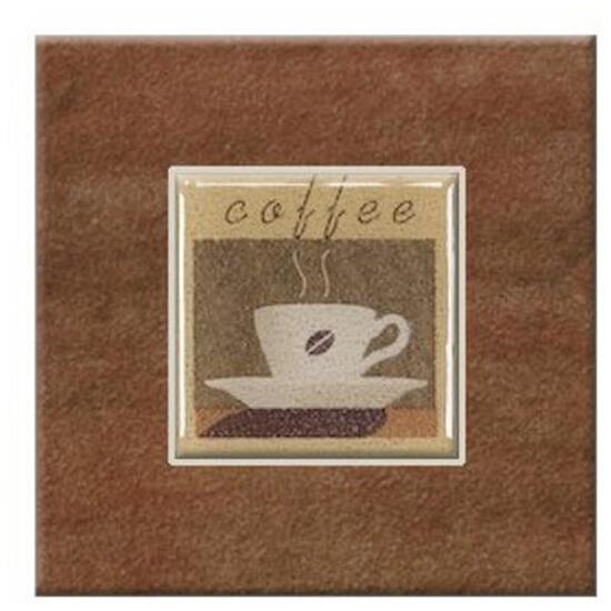 Gres centro Real Cotto brąz coffee 4 10,9x10,9