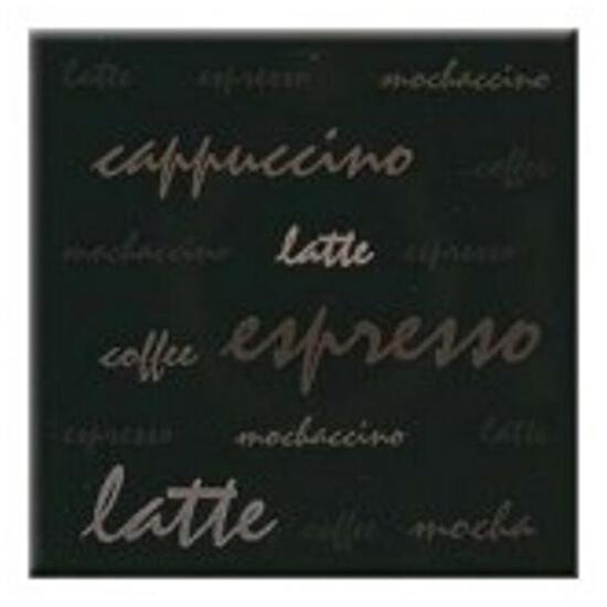 Płytka ścienna centro Aplauz espresso brązowy 10x10