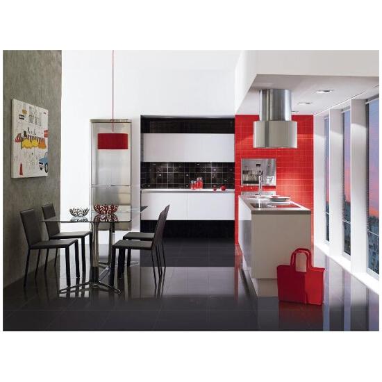 Płytka ścienna centro Aplauz espresso czerwony 10x10
