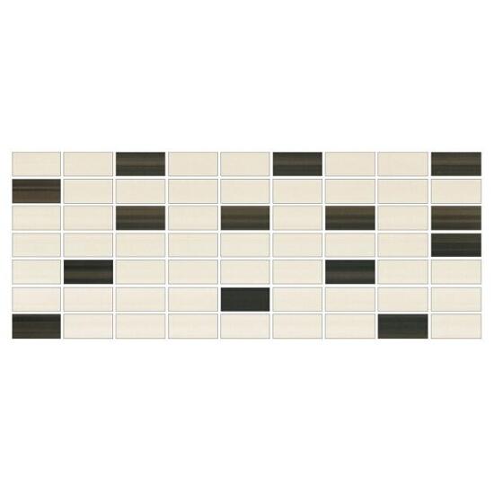 Mozaika Organza mix a 20x50