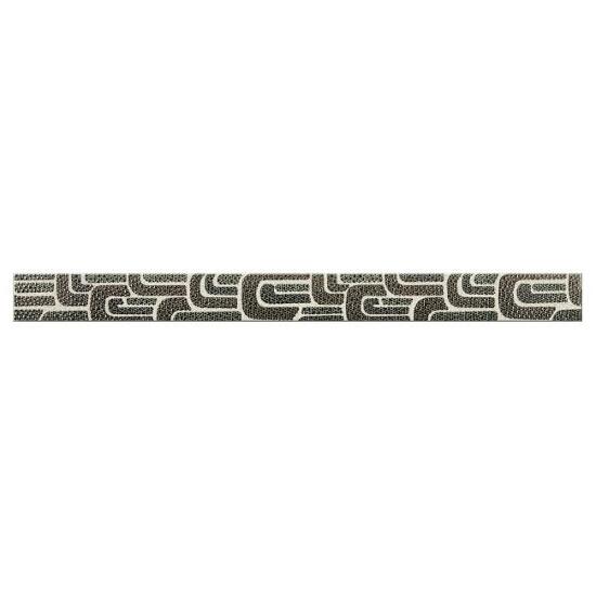 Listwa gresowa Snake grafit 59,3x5