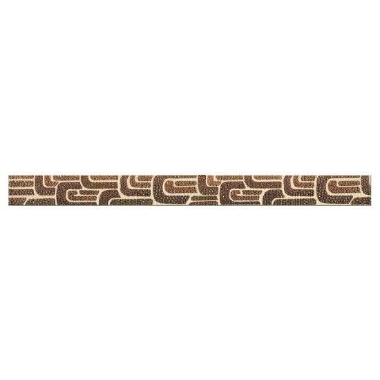 Listwa gresowa Snake brąz 59,3x5
