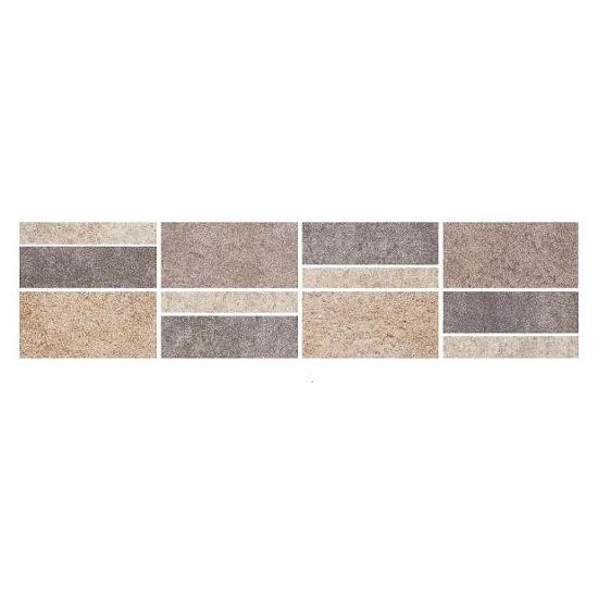 Listwa gresowa Mojave border mosaic 9,7x39,6