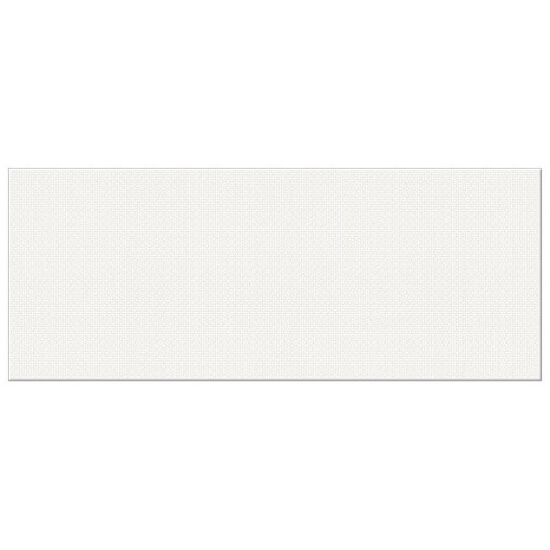 Płytka ścienna Fusion biała 20x50cm