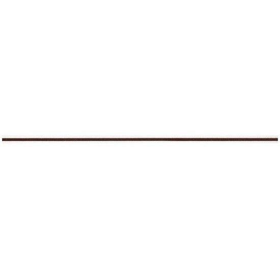 Płytka ścienna Orisa brown border 1,5x50