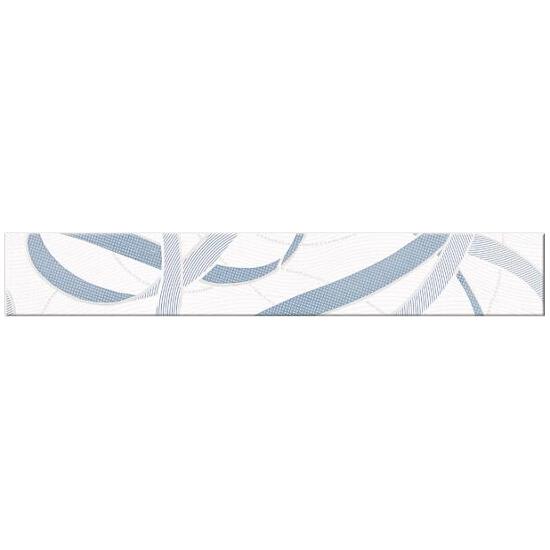 Płytka ścienna Alva niebieska 45x7