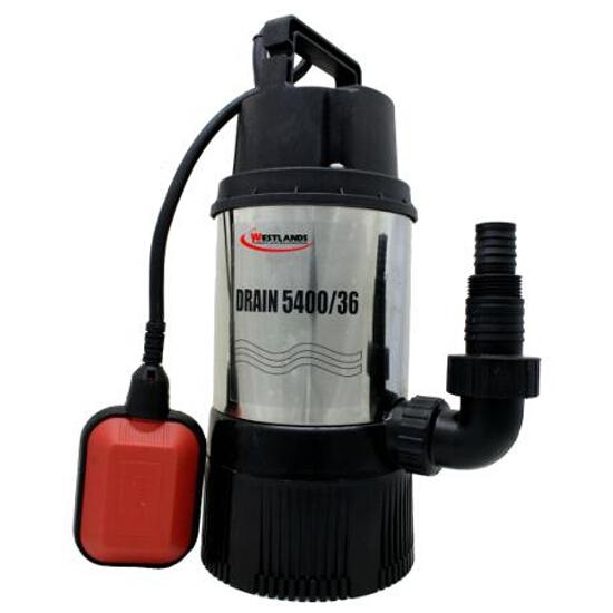 Pompa wodna elektryczna odwadniająca do czystej wody Drain 5400/36 900W Westlands