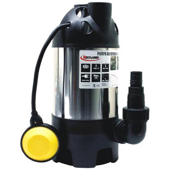 Pompa wodna elektryczna odwadniająca do brudnej wody DWI 500 500W Westlands