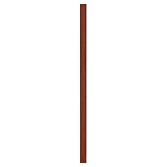 Płytka ścienna Electa brown listwa szklana 2x50